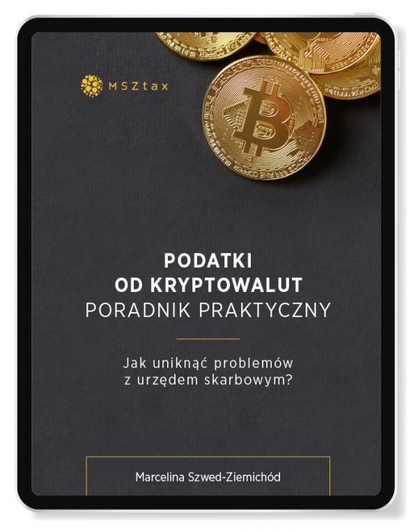 Podatki od kryptowalut - e-book